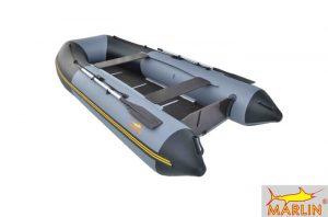 Лодка ПВХ Марлин (Marlin) 330 надувная под мотор