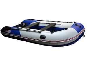 Лодка ПВХ Стелс (Stels) 335 надувная под мотор